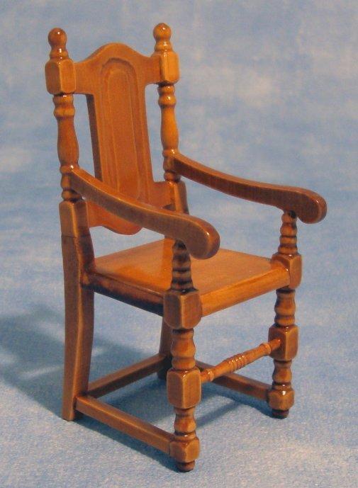 2er Pack Stuhle Mit Armlehnen Puppenhausmobel Im Massstab 1zu12